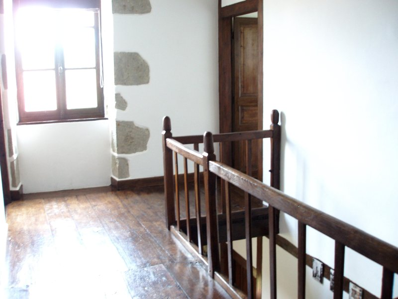 Landing on first floor leading to two bedrooms and upstairs bathroom