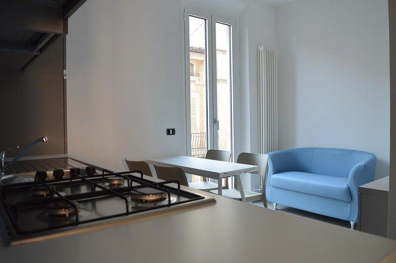 Bijou appartamento mare a settimane, holiday rental in Porto San Giorgio