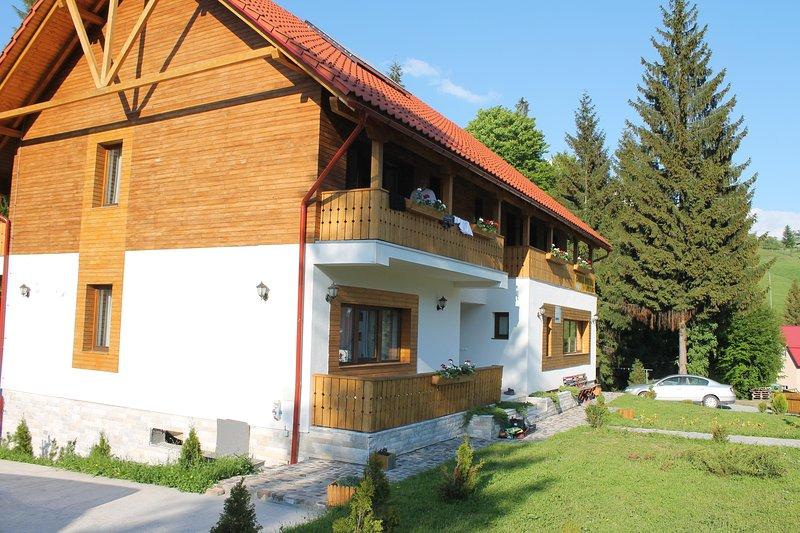 Casa Arnica Montana Pesiune agroturistica de calitate., holiday rental in Arieseni