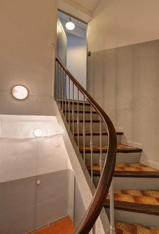 Staircase - Entrance