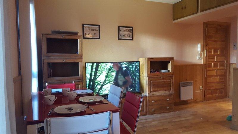 Apartamento bien ubicado en formigal, alquiler vacacional en Formigal