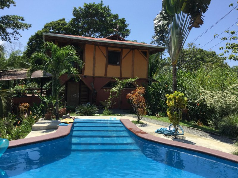 Chalet Tropical, holiday rental in Chiriqui Grande