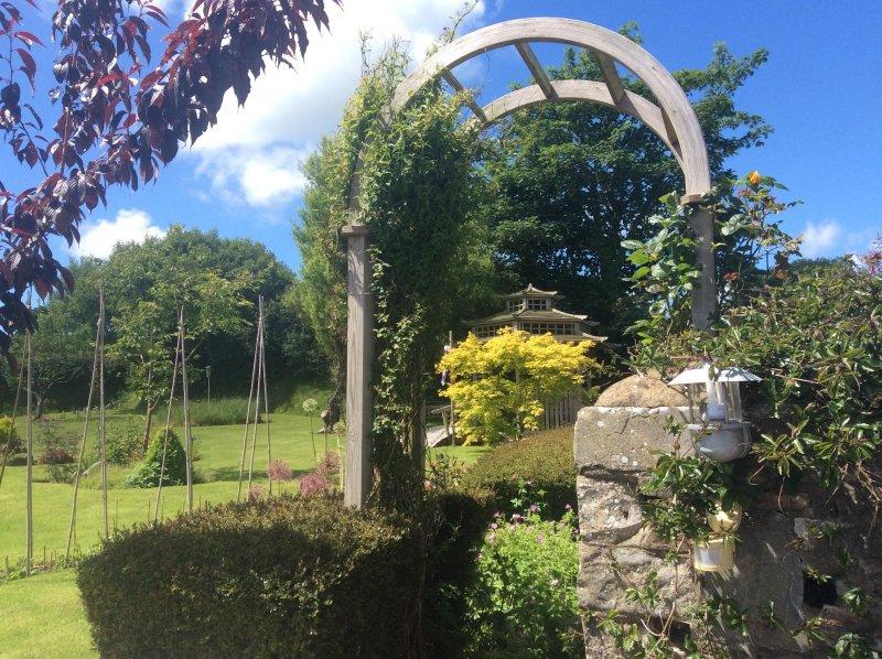 Castle Park Cottage, location de vacances à Sageston