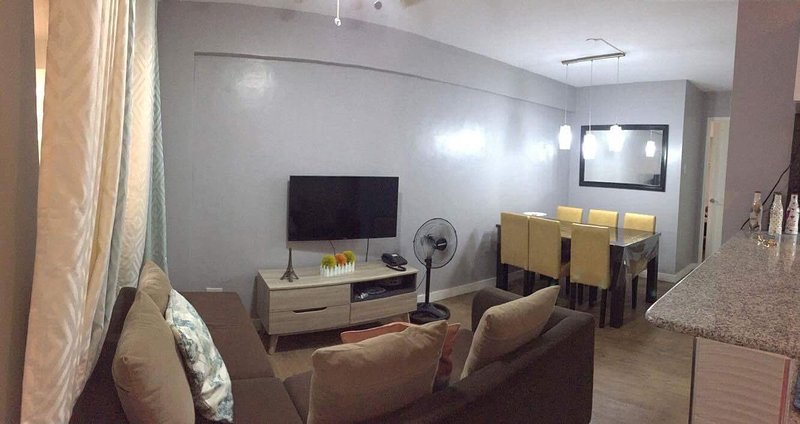 Furnished 2BR Condo Unit, Magnolia Place, vacation rental in Marilao