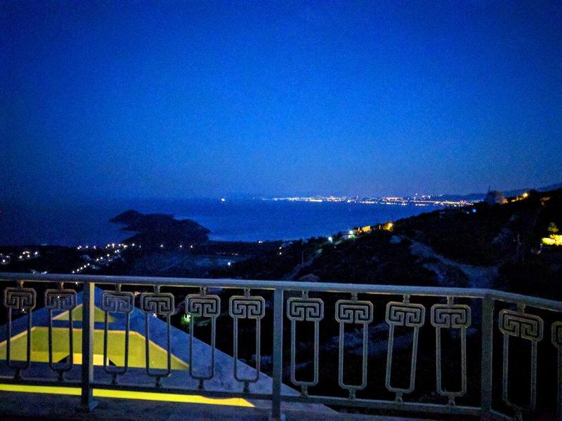 Stargazer Villa;  Solar swimming pool; Great vistas, vacation rental in Marathon