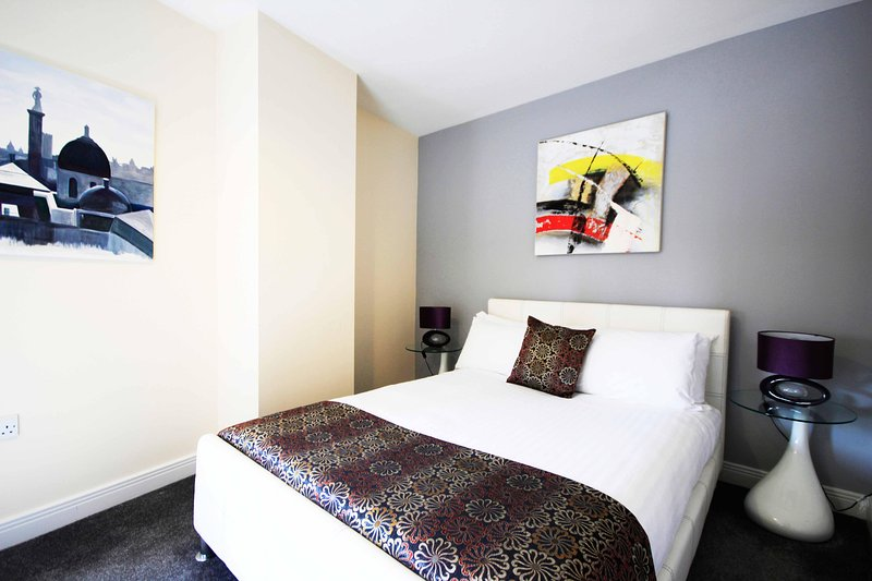 Properties Unique - City Gate Apartments (1 Bed), holiday rental in Heddon-on-the-Wall