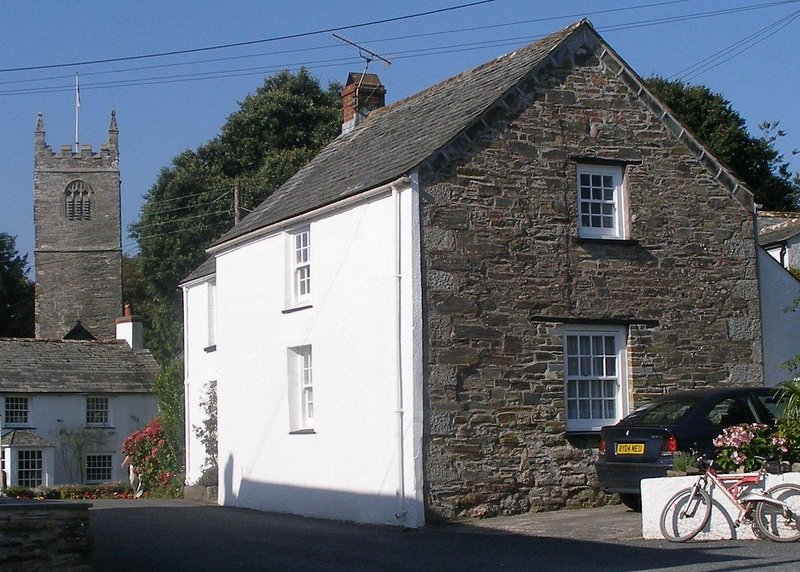 Quince Cottage, St Tudy, North Cornwall - within easy reach of fabulous beaches, location de vacances à Saint Tudy