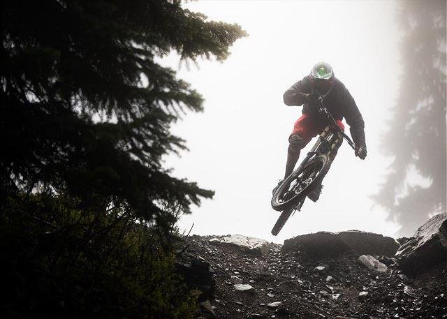 Whistler Bike Park has something for every level of rider.