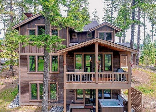 Cedar Crest Lodge in Suncadia