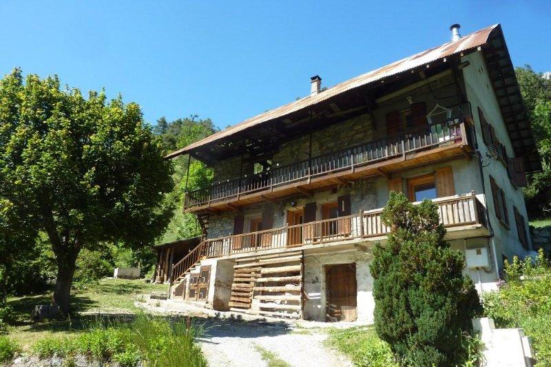 Maison de pays au coeur des ecrins, location de vacances à Vallouise-Pelvoux