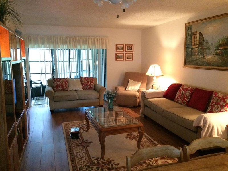 Luxury ground floor Condo for rent, casa vacanza a Oldsmar