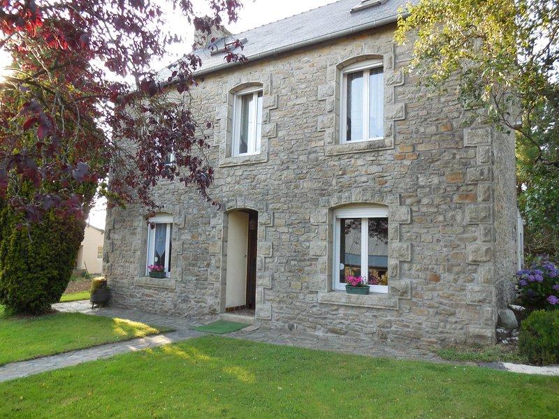Tranquilité, loisir et  découverte en Bretagne, holiday rental in Carnoet