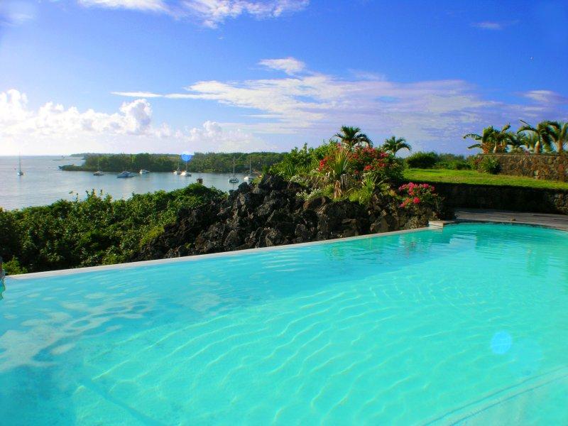 Apartment de la Baie, vacation rental in Trou d'eau Douce