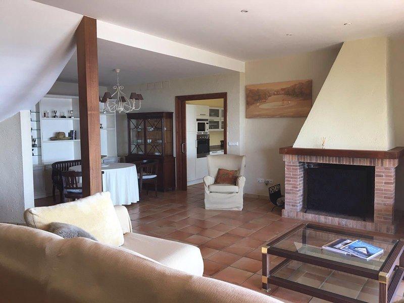 Villa Mirador en Cala Sant Francesc, Blanes, location de vacances à Blanes