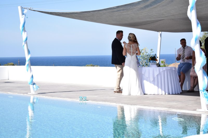 Sea front wedding villa-Accommodation and Events!