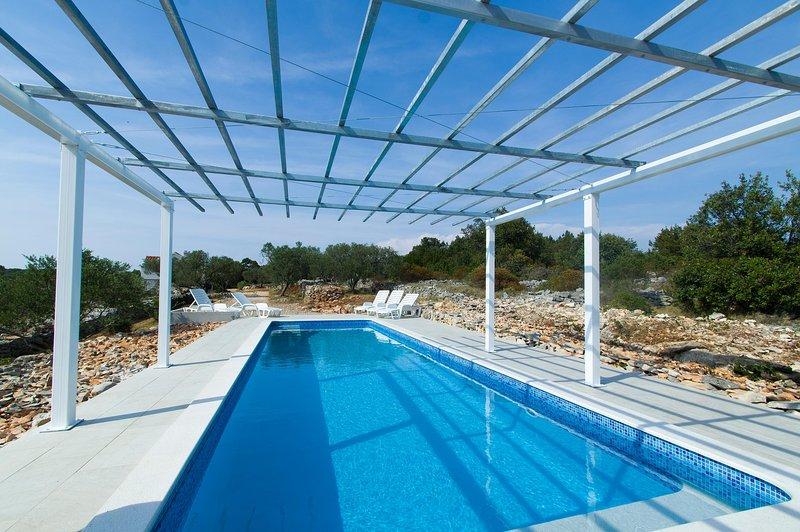 Swimming pool 3x10 m