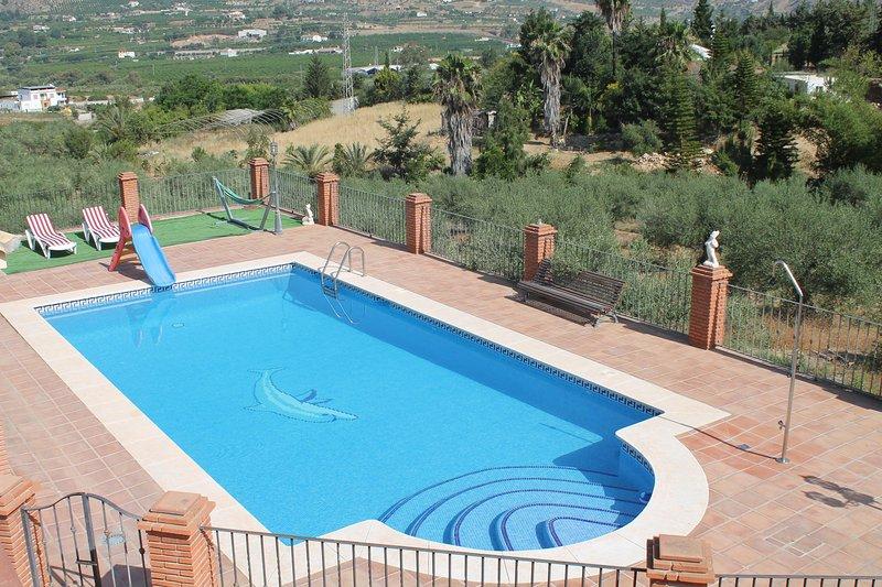 Casa rural Caminito Del Rey, holiday rental in Alora
