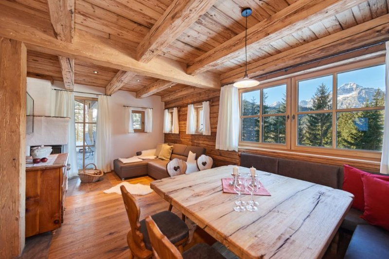 Chalets Almidylle im Salzburger Land in Österreich für 1-6 Personen, aluguéis de temporada em Abtenau