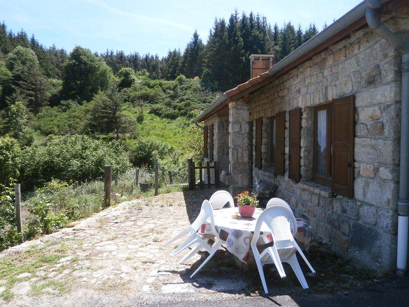 Schönes Landhaus in Granit