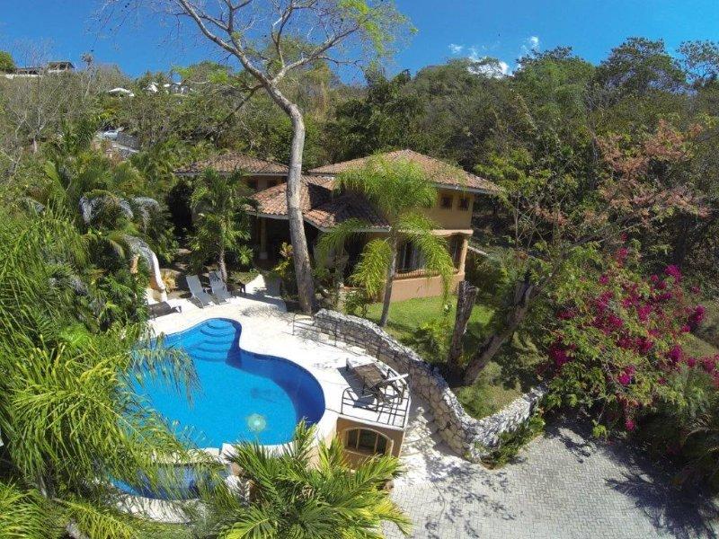 Samara Rocks Villa Bruga, holiday rental in Playa Samara