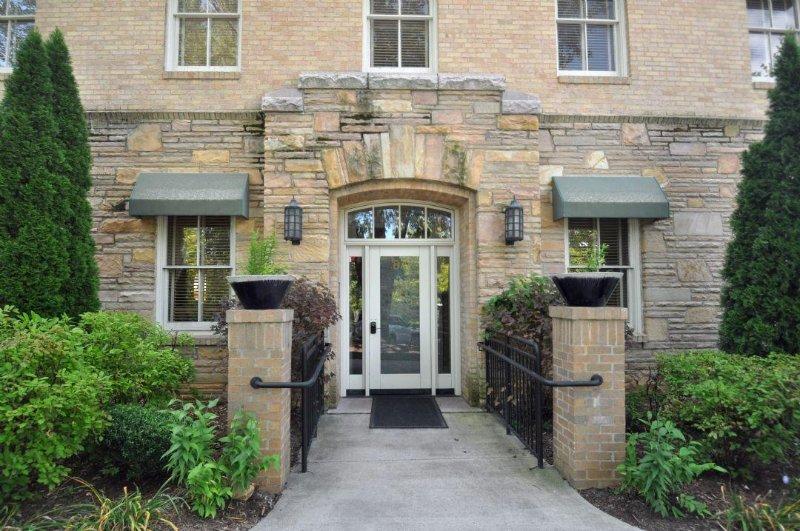 Biltmore Luxury Condos Front Entrance