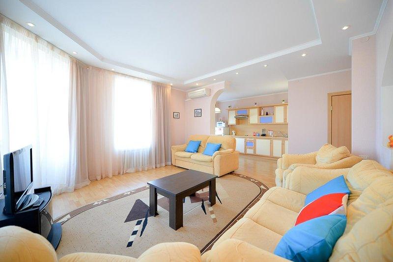 Apartments 5 Zvezd, holiday rental in Chelyabinsk Oblast