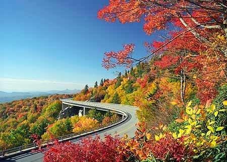 Venha visitar-nos aqui em The Great Smoky Mountains
