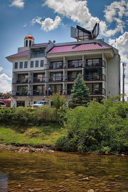View Lodge Rivergate Montaña del río