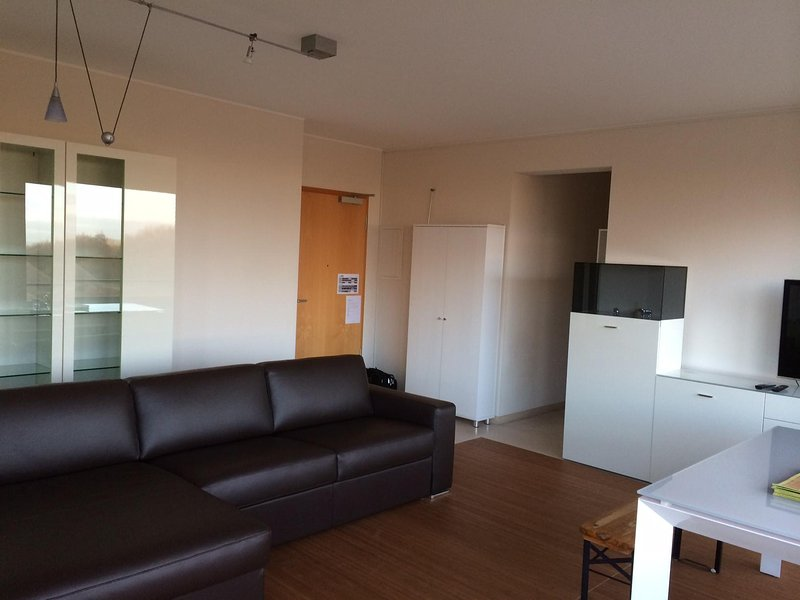Appartement in Kirchberg near Parlement/EIB/KPMG/Auchan, holiday rental in Esch-sur-Alzette
