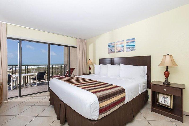 Ocean Vista dormitorio principal con 205 Ver