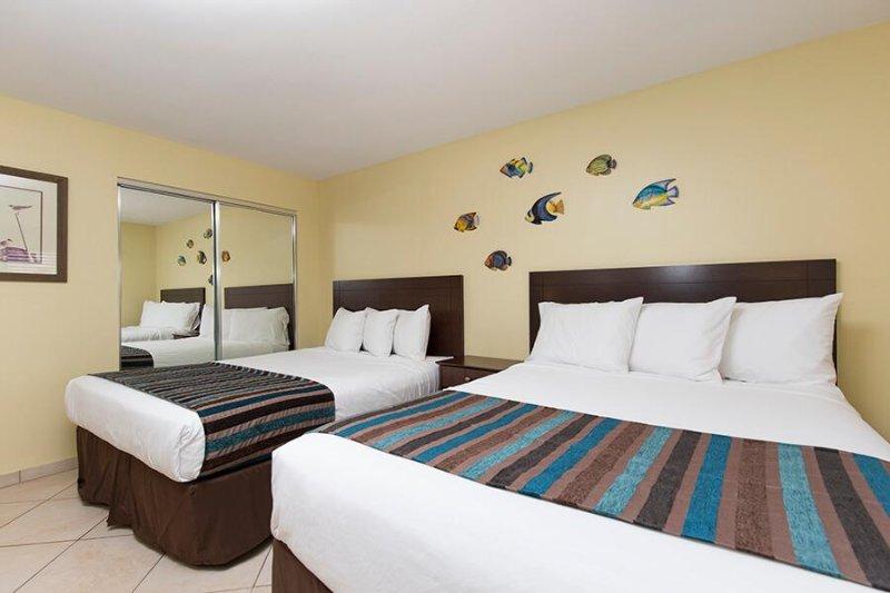 Ocean Vista dormitorio 205 visitantes