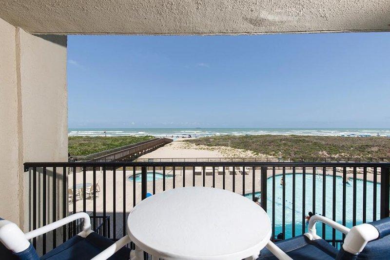 Ocean Vista 205 Balcón