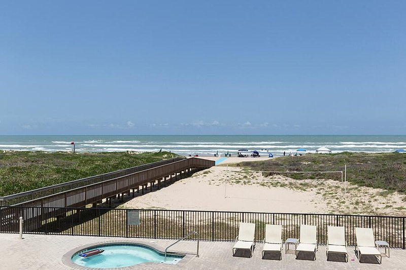 Ocean Vista 205 Balcón Vista del océano