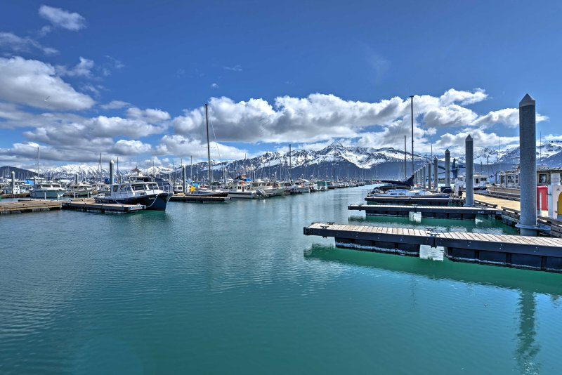 There's nothing like a vacation in Seward!