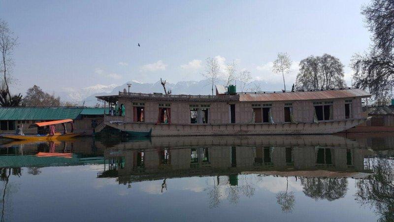 Experience Floating Luxury, vakantiewoning in Harwan