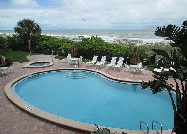 Beachfront Pool
