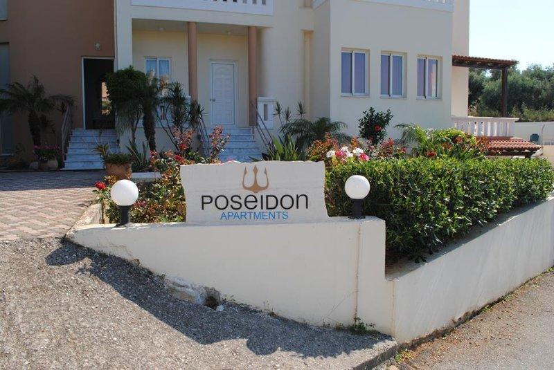 'Poseidon Apartments'