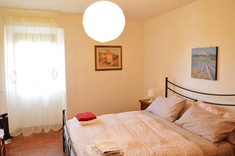 Romantic Flat in Florence Countryside, alquiler vacacional en Pelago
