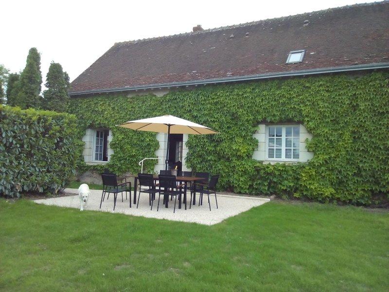 La Berdaquerie vous accueille au cœur du val de Loire, location de vacances à Villandry