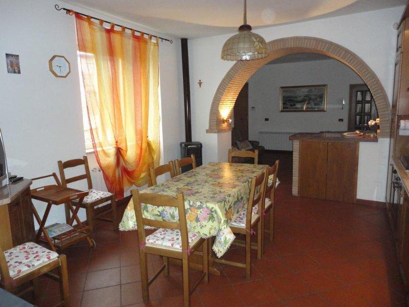Casa Alessio, vacation rental in Lucignano