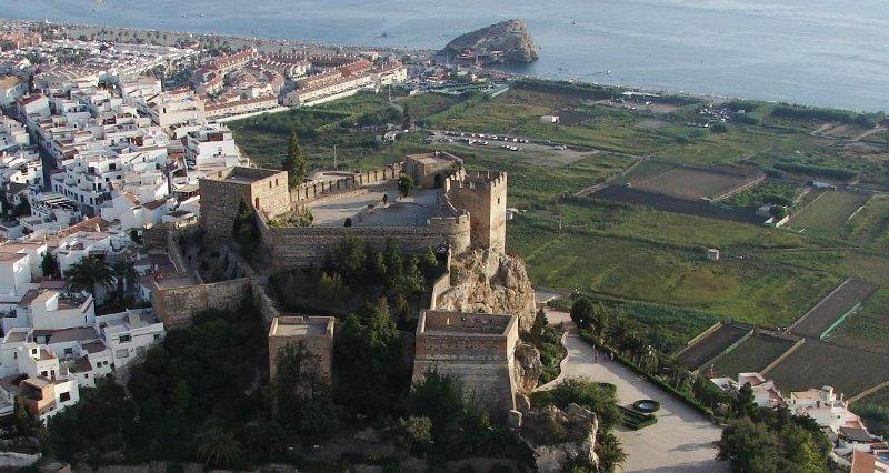 Castle Salobreña