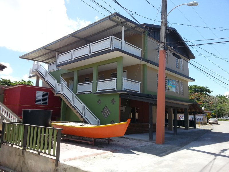 Aguada of the Seas Apartment #4, holiday rental in Aguada