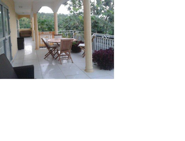Loue maison meublé Anjouan, vacation rental in Anjouan