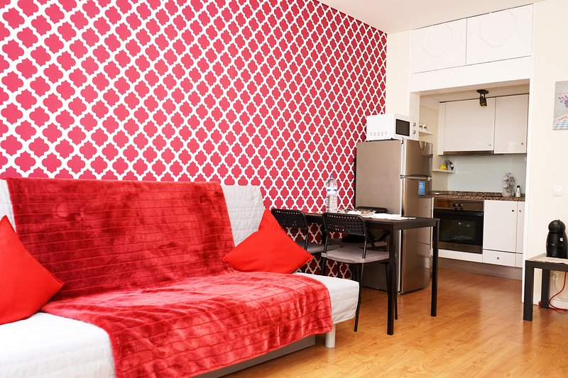 Apartamento D'Alegria 3 by Amber Star Rent, casa vacanza a Rio Tinto