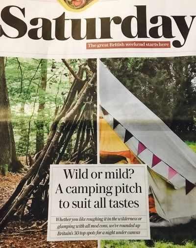Telegraph review