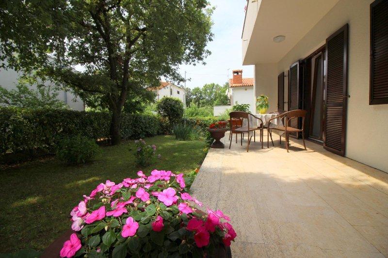 Apartment VIDA Porec, location de vacances à Porec