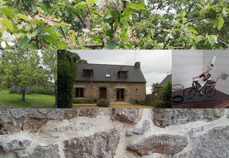Gîte entre terre et mer, holiday rental in Pommerit-le-Vicomte