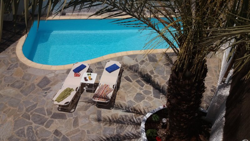 ELIXIR - Naxos Town retreat for two with private pool.