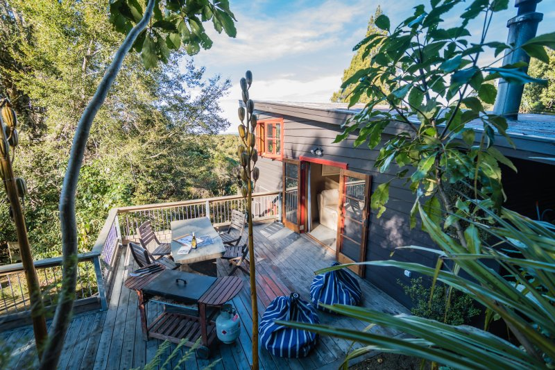 Your Treetop Hideaway - The Lookout Peel Forest, Boutique Holiday Home, holiday rental in Orari