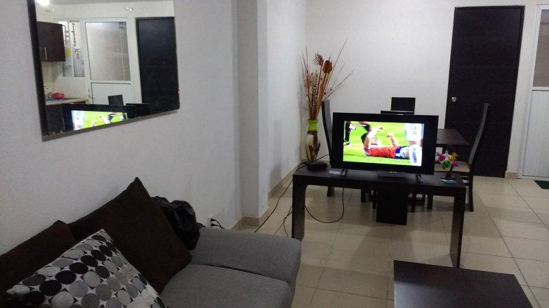 2 Casa Amueblada Puebla cerca (1KM) Volkswagen y parque FINSA, casa vacanza a San Martin Texmelucan de Labastida